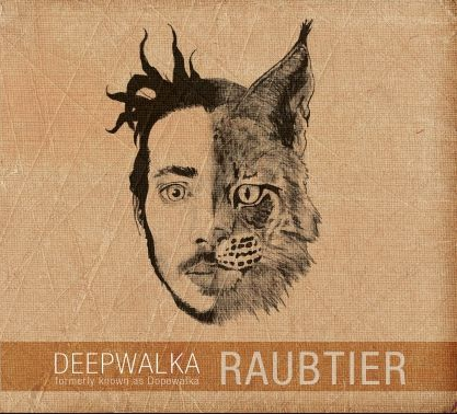 DEEPWALKA - RAUBTIER (PREVIEW-COVER)